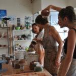 Stage de tournage à l'Atelier Terres d'Angély