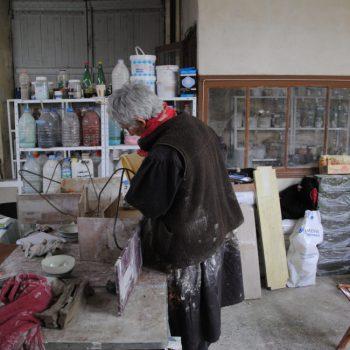 Atelier terres d'Angély